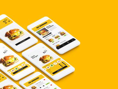 Go Burger - App