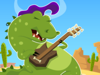 Rockin'Dino