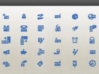 Transaction icons