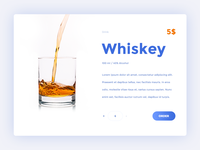 Daily UI #28 - Order Drink