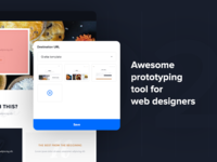 Symu - Awesome prototyping tool for web designers