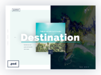 Quotime Free PSD Template