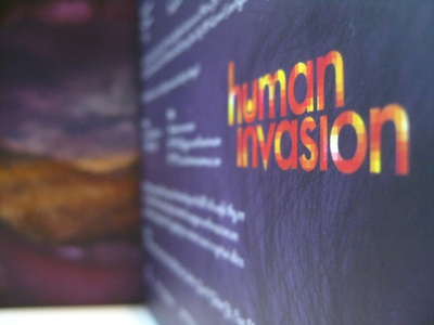 human invasion - CD