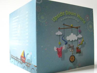 Upside Down World - CD