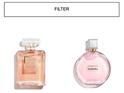 Chanel on Mobile item page product page ecommerce design uxdesign department store retail ecommerce