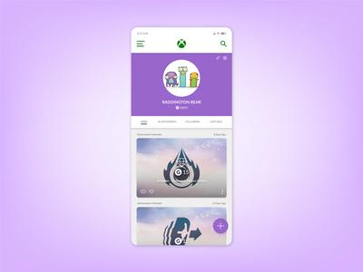 Daily UI Challenge - Profile