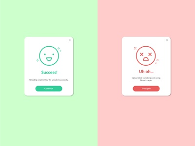 Daily UI -Flash Message