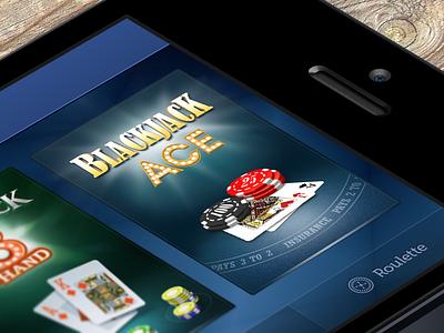 Black Jack black jack poker games cards chips ios mobile slots casino