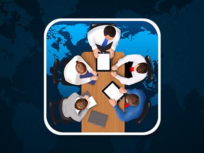 Great Mobile Meetings great mobile meetings icon app ipad