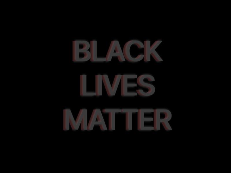 Black Lives Matter equality endracism racism dribbble