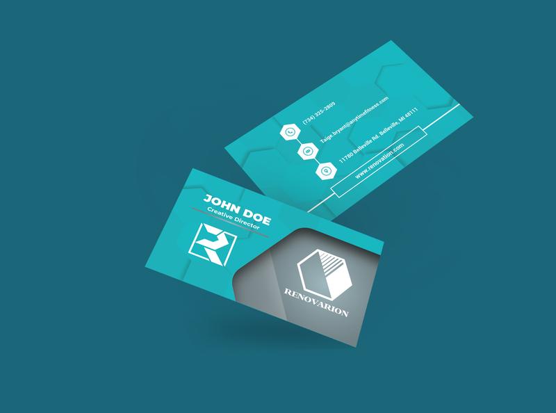 Business Card Design unique modern design graphic design design businesscard business card design