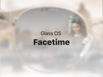 Glass OS FaceTime appleglasses appleglass