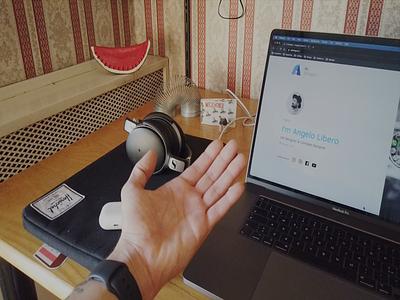 AR Glasses concept - Virtual iPhone interface app design apple ios14 ux apple glass iglass apple glasses concept ar vr virtual reality augmented reality mixed reality