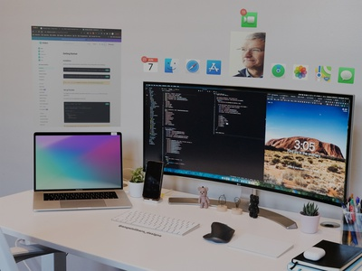AR Desk setup 👓 virtualreality mixed reality augmented reality smartglasses iglass appleglasses appleglass