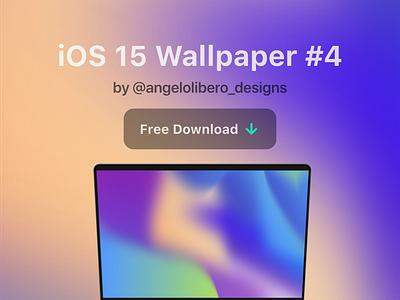 iOS 15 wallpaper #4 wwdc wwdc2021 wwdc21 iphone13 iphone12 ios ios14 ios15