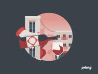 Prkng app : Stress Free