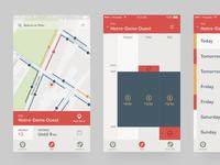 Prkng app : Street