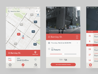 Prkng app : Lot