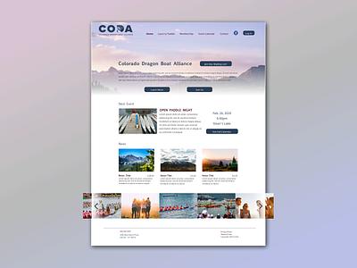 Homepage Design desktop design ui homepage design website homepage