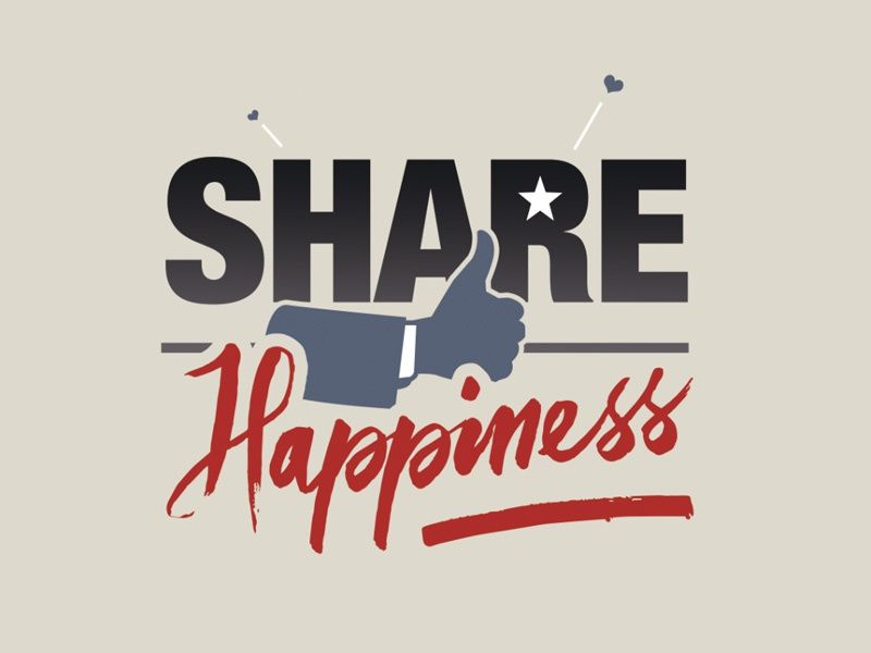 Share Happiness