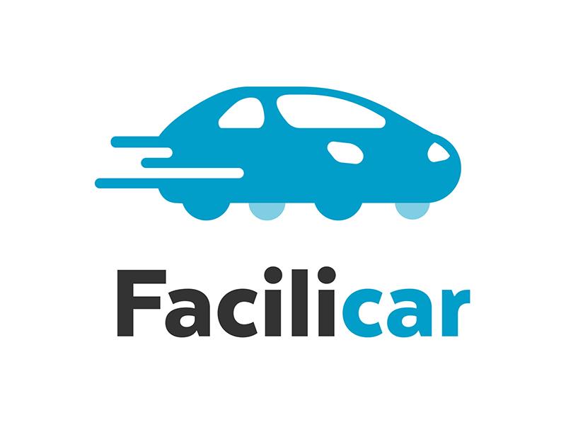 Facilicar - logo car logo