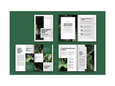 Brochure mobile app design flat icon design website logo branding illustration vector web logo design