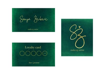 Design loyalty card, logo loyalty program card design cards typogaphy type makeup color website web logo logo design vector branding loyalty business