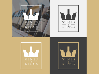 Wines of Kings Logo