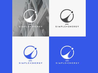 MSN Logo logo design identity icon brand identity minimal logo identity design graphic design design branding