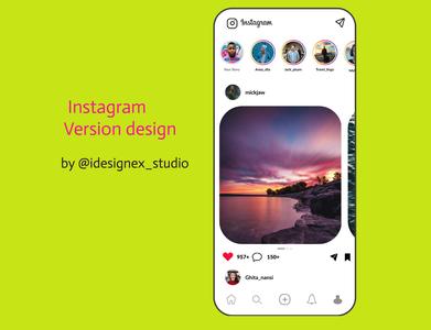 instagram version app