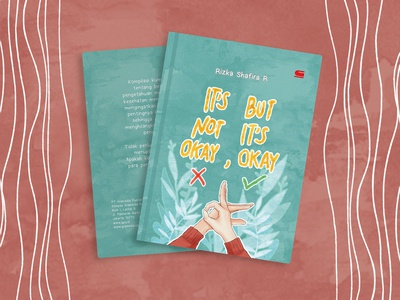 It's Not Okay, But It's Okay (Cover Book)
