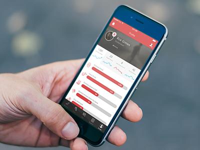 Zoombie designathon concept app design ios iphone mobile designathon concept ui ux zombie interface
