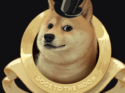 Dogecoin Art