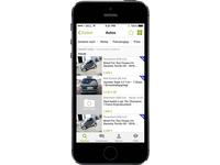 eBay iPhone filter options