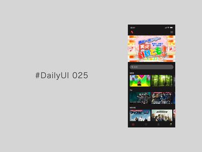 DailyUI025
