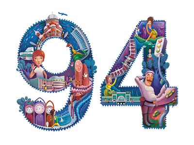 Mail.ru City Statistics: Novosibirsk