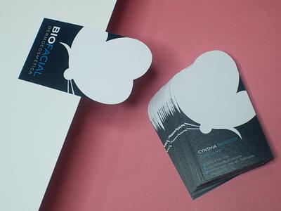Business cards Design logo typography print design print design branding