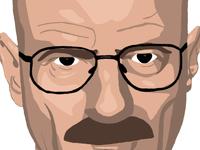Walter White - iPad Doodle