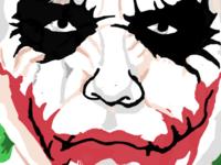 Joker - iPad Doodle
