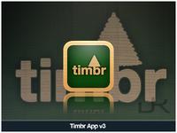 Client Work: TimbrApp v3 (Forrst App)