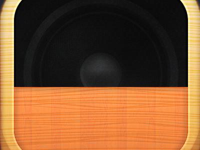 Audiobox - Client Icon audio ios icons iphone