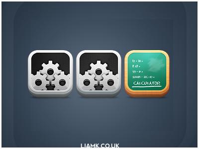Settings & Calculator settings calculator ios app
