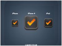 Clear iOS Icon