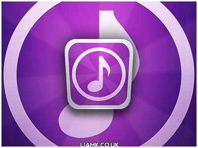 Unamed Theme - iTunes Icon unamed theme itunes icon