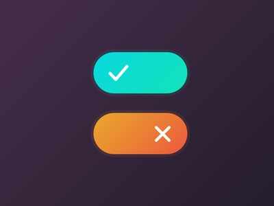 Switch ios android gif switch slider button toggle off on interface animation web