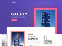 Galaxy construction