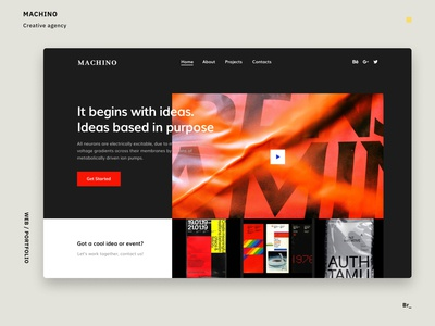 MACHINO — Creative agency