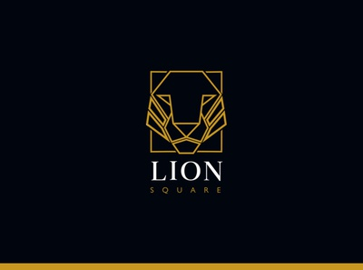 LION SQUARE LOGO