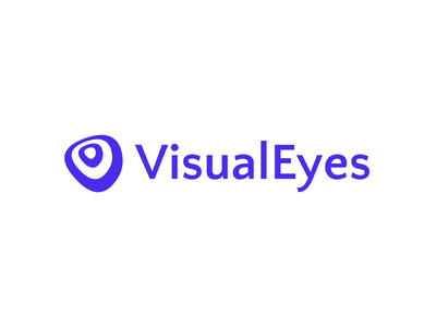 VisualEyes Logotype icon ux ui uxui uxdesign ux ui minimal logotype logos logo design logo design branding brand identity brand design app