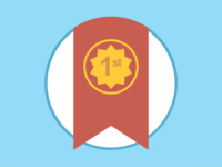 2015 Icons Day 6 - 1st Ribbon